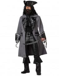 Déguisement Pirate sombre adulte