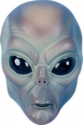 Masque enfant PVC alien