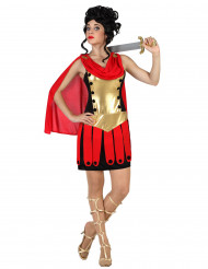 Déguisement romaine gladiatrice femme