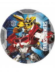 8 Assiettes 23 cm Transformers™