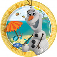 8 Petites assiettes Olaf™