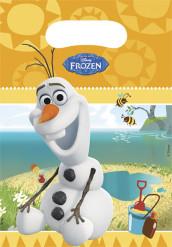 6 Sacs de fête Olaf™
