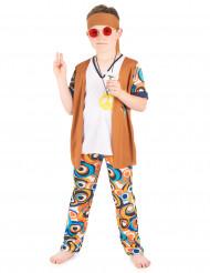 Déguisement hippie garçon