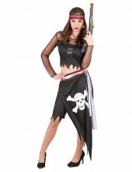 Déguisement pirate corsaire femme