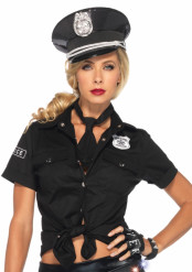 Chemise police femme