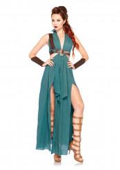 Déguisement guerrière romaine sexy  femme