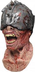 Masque de guerrier zombie