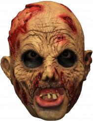 Masque 3/4 zombie avec dentier