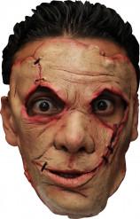 Masque tueur en série recousu