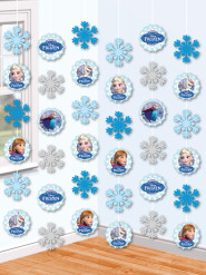Suspensions flocons La Reine des Neiges™