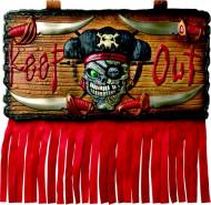 Panneau Pirate
