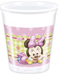 8 Gobelets Bébé Minnie ™20 cl