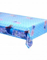 Nappe bleue en plastique La Reine Des Neiges™ 120 x 180 cm
