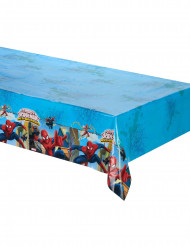 Nappe en plastique Spiderman™ 120 x 180 cm