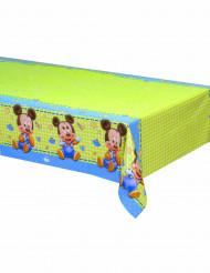 Nappe plastique Bébé Mickey ™ 120 x 180 cm