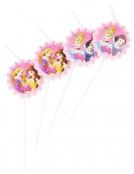 6 Pailles Princesses Disney ™