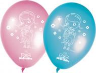 8 Ballons Docteur La Peluche ™