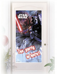 Décoration de porte Dark Vador Star Wars™