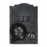 Pierre tombale Zombie Halloween