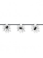 Guirlande toile avec araignée 2.13 mètres