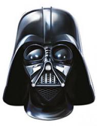 Masque carton plat Dark Vador ™
