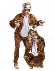 Déguisement tigre adulte