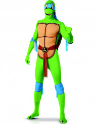 Déguisement Léonardo Tortues Ninja™ second peau adulte