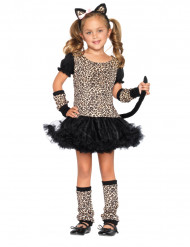 Déguisement léopard fille
