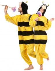 Déguisement abeille avec ailes adulte
