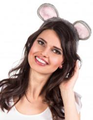 Serre-tête souris adulte