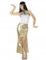 Déguisement égyptienne bustier femme