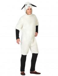 Déguisement mouton homme