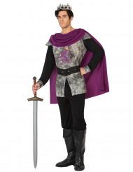 Déguisement noble chevalier lion homme