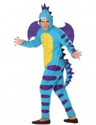Déguisement dragon homme