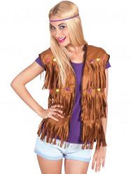 Veste hippie femme
