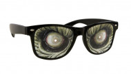 Lunettes yeux de monstre Halloween