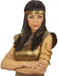 Bracelet serpent égyptien femme