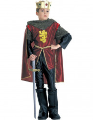 Déguisement roi chevalier garçon