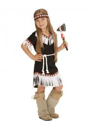 Déguisement petite indienne fille