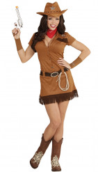 Déguisement cowgirl de l