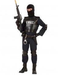 Déguisement officier du SWAT enfant