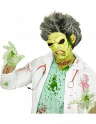 Entailles toxiques avec colle Halloween