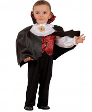 Déguisement comte vampire bébé Halloween