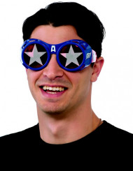 Lunettes Captain America™ adulte
