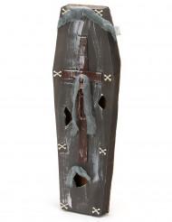 Cercueil avec croix 71 cm Halloween