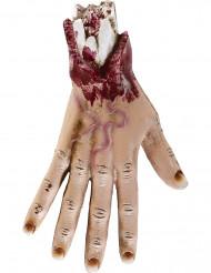 Main découpée 25 cm Halloween