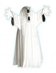 Décoration fantôme phosphorescent 55 cm Halloween