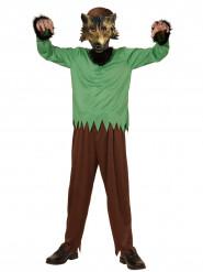 Déguisement loup garou enfant Halloween