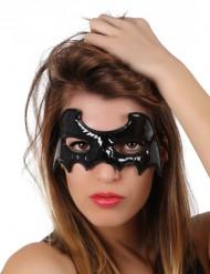 Loup chauve-souris noir Halloween