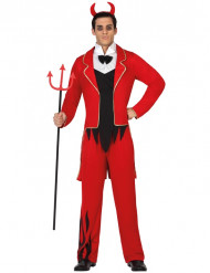 Costume diable homme Halloween